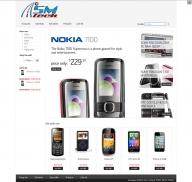 Cửa hàng điện thoại (mẫu 1)